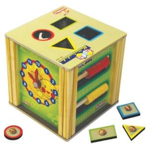 Cubo Multi Atividades