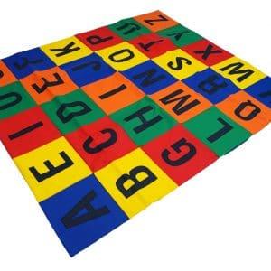 Tapete de Alfabeto